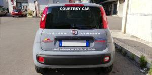 Auto di Cortesia Il Parabrezza Affiliato Vetri Carglass Ostuni Brindisi